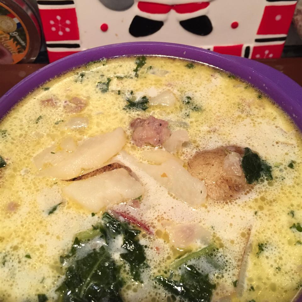 Quick Super-Delicious Zuppa Toscana Melissa Hardy