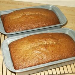 Applesauce Bread I Michele
