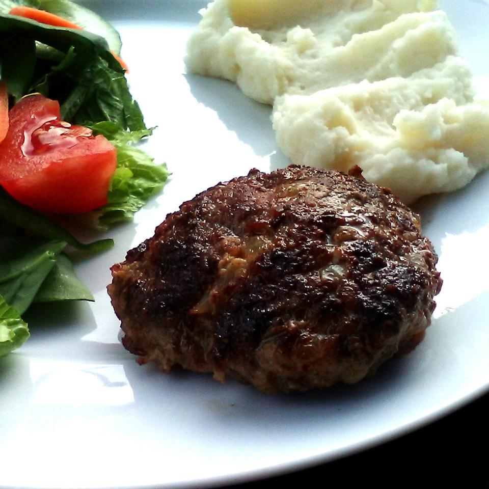 Chopped Steak