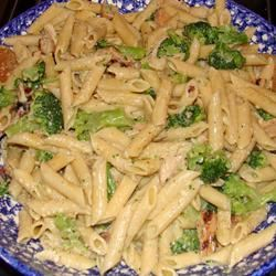 Ziti Chicken and Broccoli
