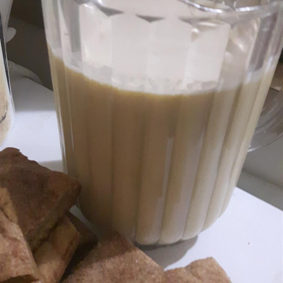 Trinidad's Ponche-de-Creme (Punch with Cream) Frances B