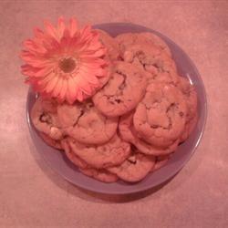 Triple Chocolate Chip Cookies lattisha