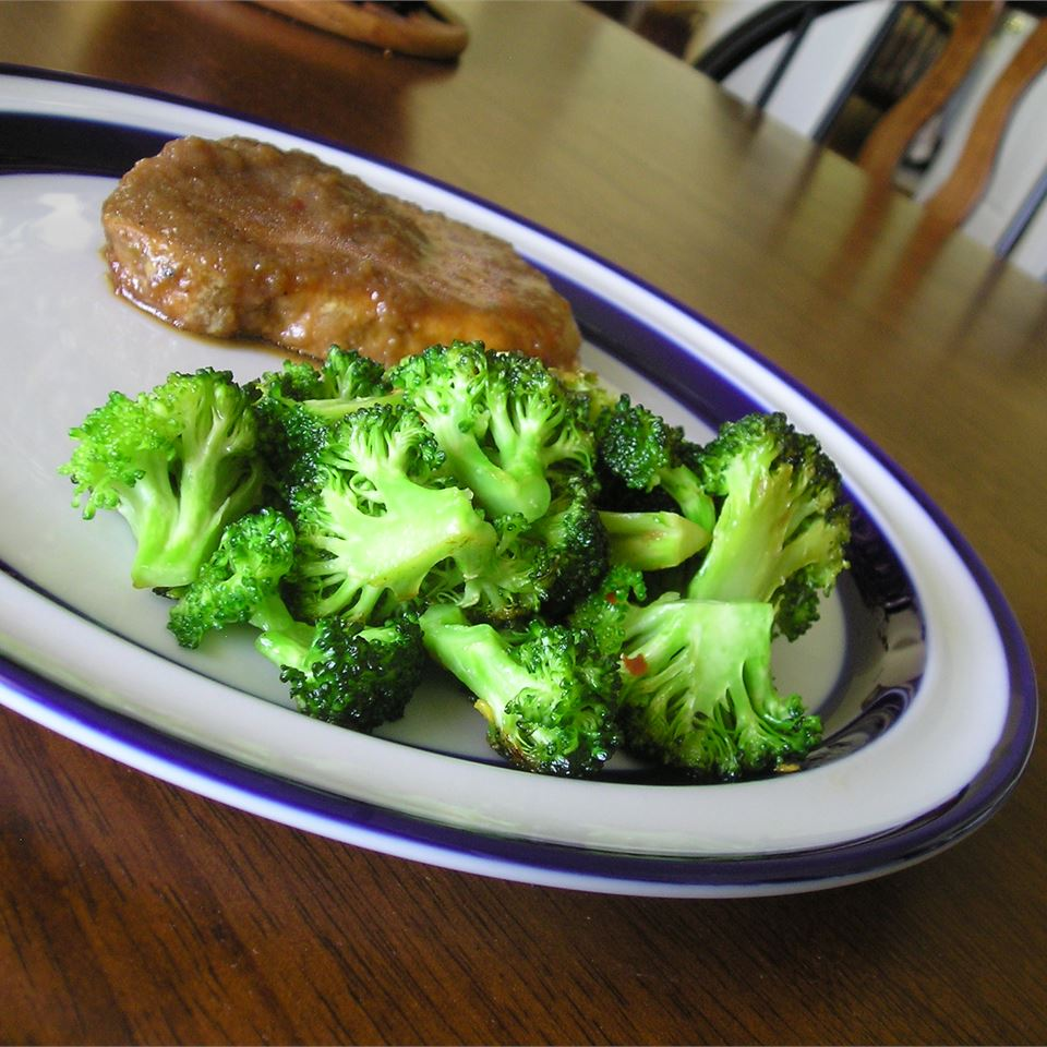 Fried Broccoli