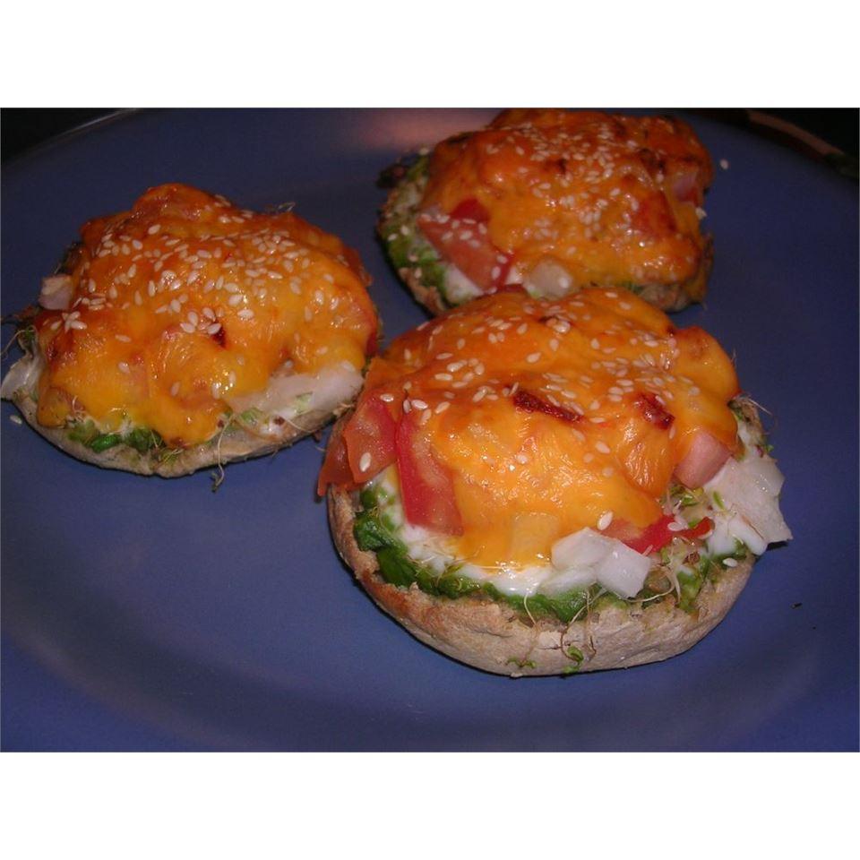 The Best Veggie Sandwich Cheryl K