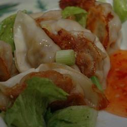 Potstickers (Chinese Dumplings)