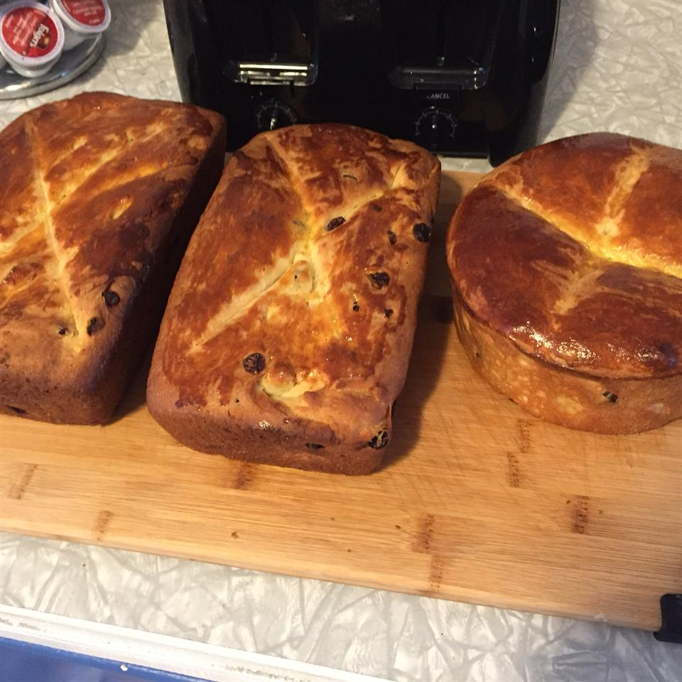 Panettone Loaves