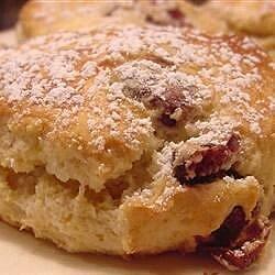 raisin tea biscuits recipe