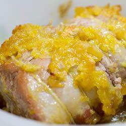 Orange Ginger Pork Roast Richard Hachem