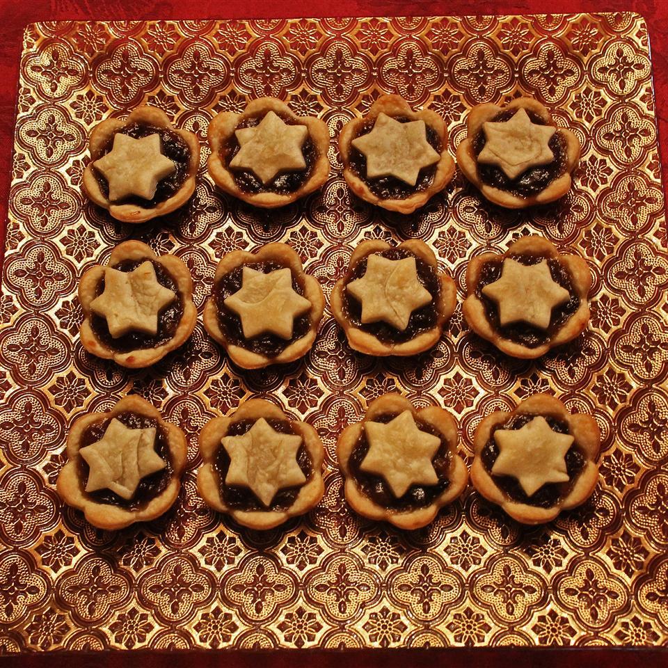 Mini Orange Mince Pies Elaine Sleeman