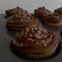 Creamy Chocolate Frosting Kate
