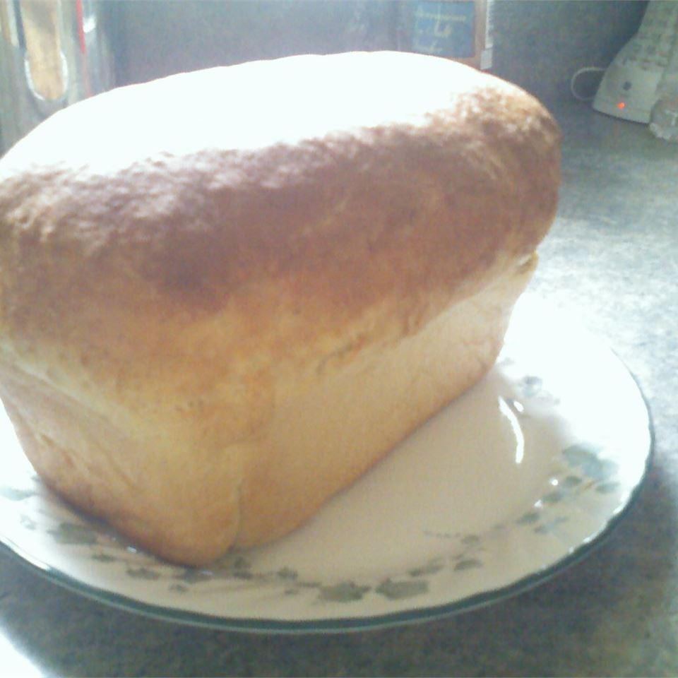 Bread Machine Cardamom Bread Shezzza