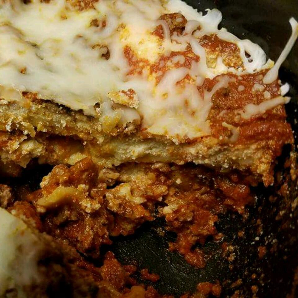 Slow-Cooker Lasagna Charles Powell