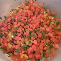 Watermelon Fire and Ice Salsa nagylover