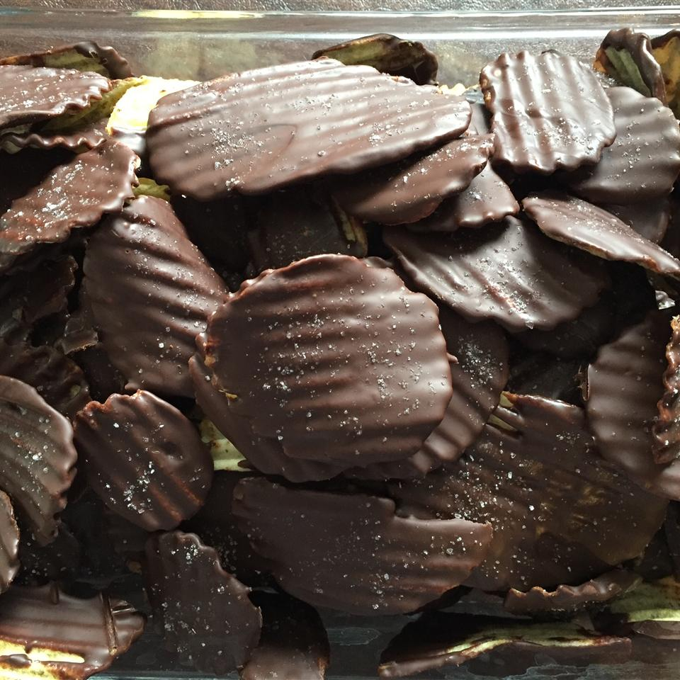 Chocolate Covered Potato Chips StaceyH.