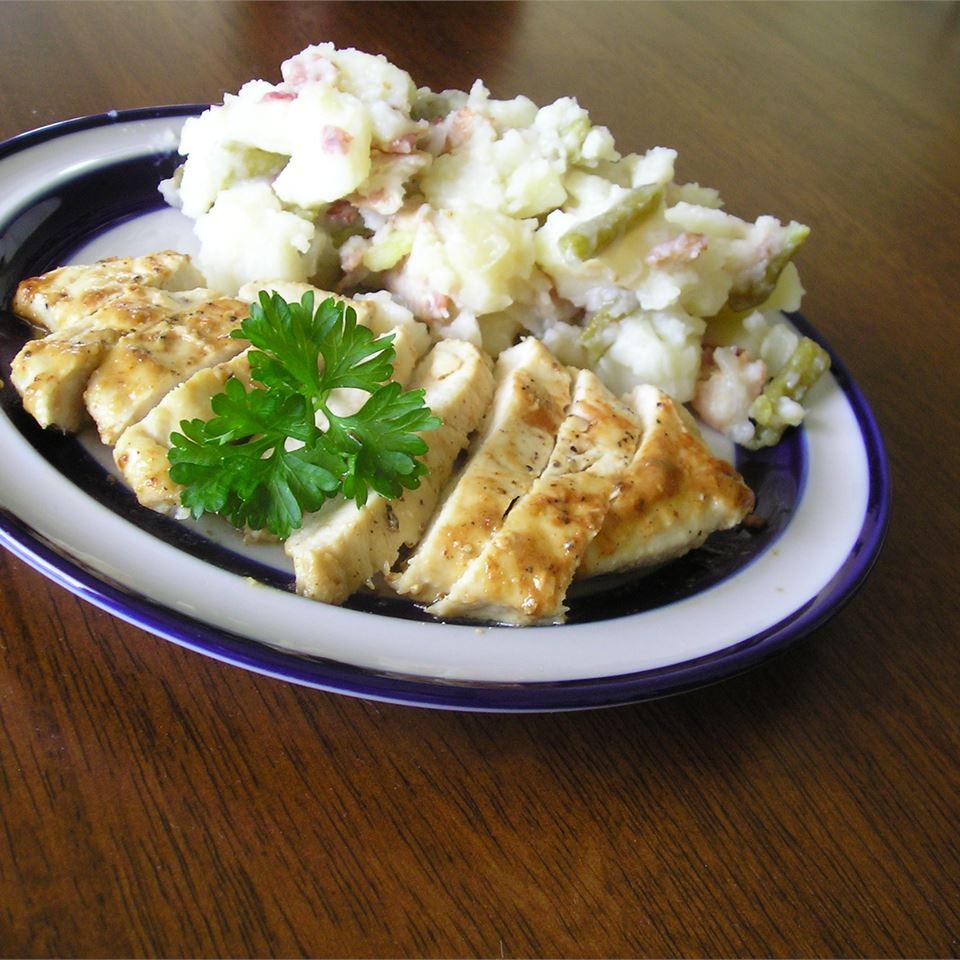 Grilled Lemon Chicken KRCTLC