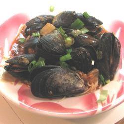 Love Mussels Susan Barnard