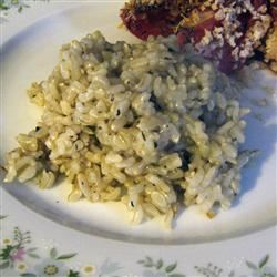 Rice with Herbes de Provence ChristineM