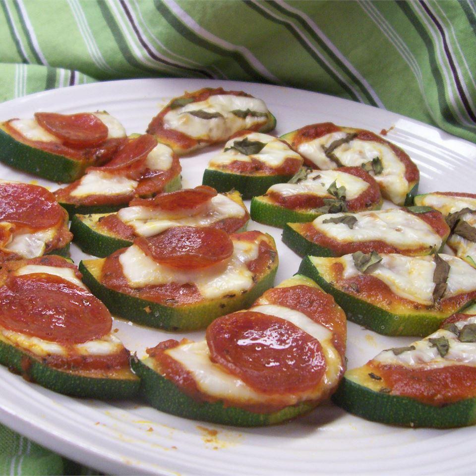 Grilled Zucchini Pizza Kit