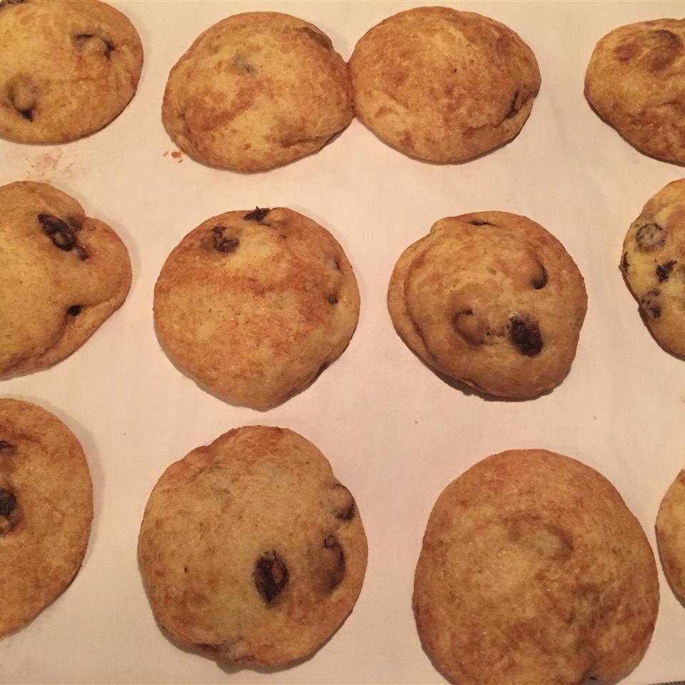 Sour Cream Raisin Cookies