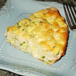 Zucchini Pie COLORINE