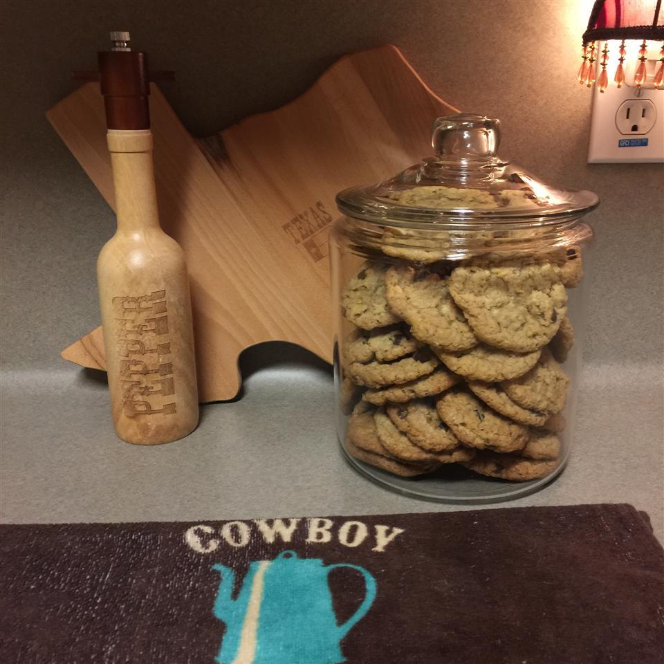 Cowboy Cookies III TexasChic