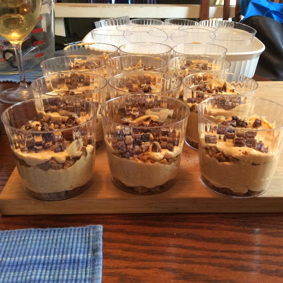 Gingersnap Pumpkin Trifle