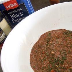 Simple Cajun Seasoning
