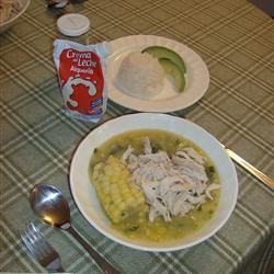 Colombian Chicken Stew (Ajiaco) Katrina Zartman