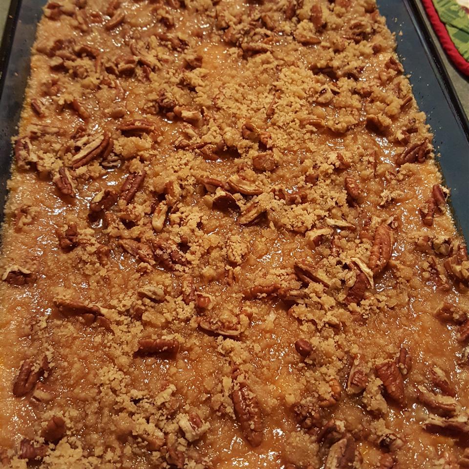 Sweet Potato Casserole Dessert