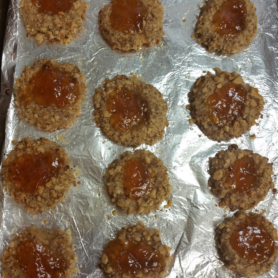Thumbprint Cookies I Stephanie Knouff