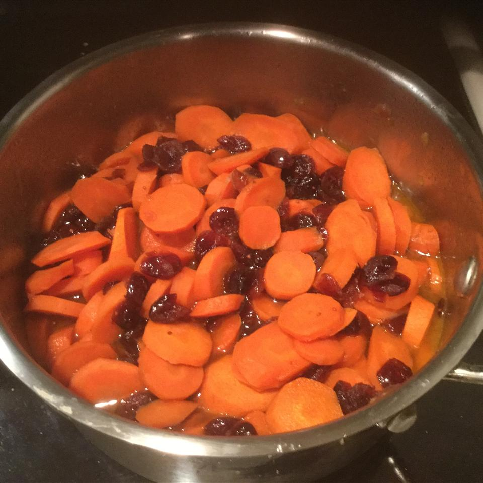 Carrots and Cranberries Jessie Brodbeck