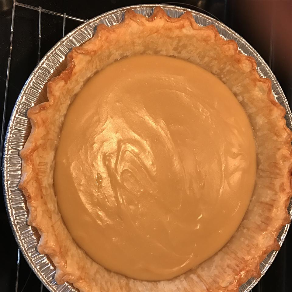 Grandma's Butterscotch Pie Matt Smego