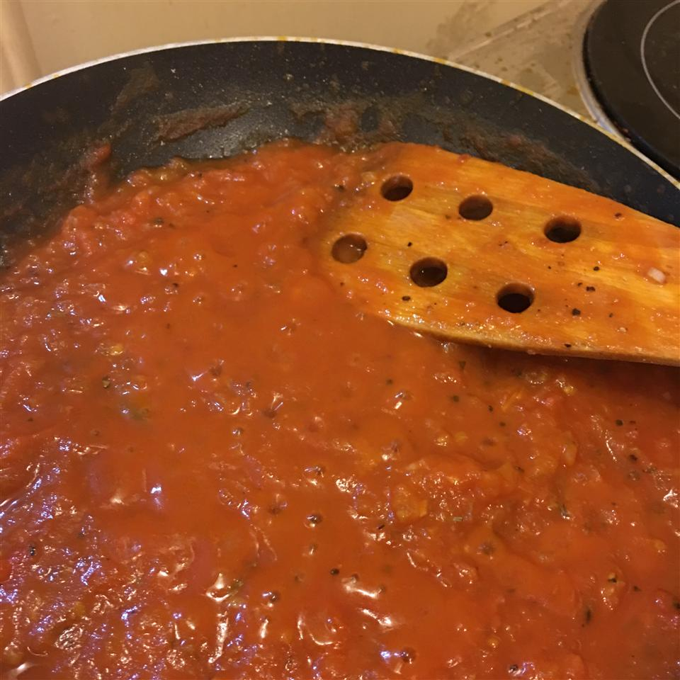 Easy Tomato Sauce talal
