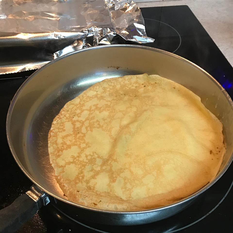 Traditional Swedish Pancakes Allison Ziarnik