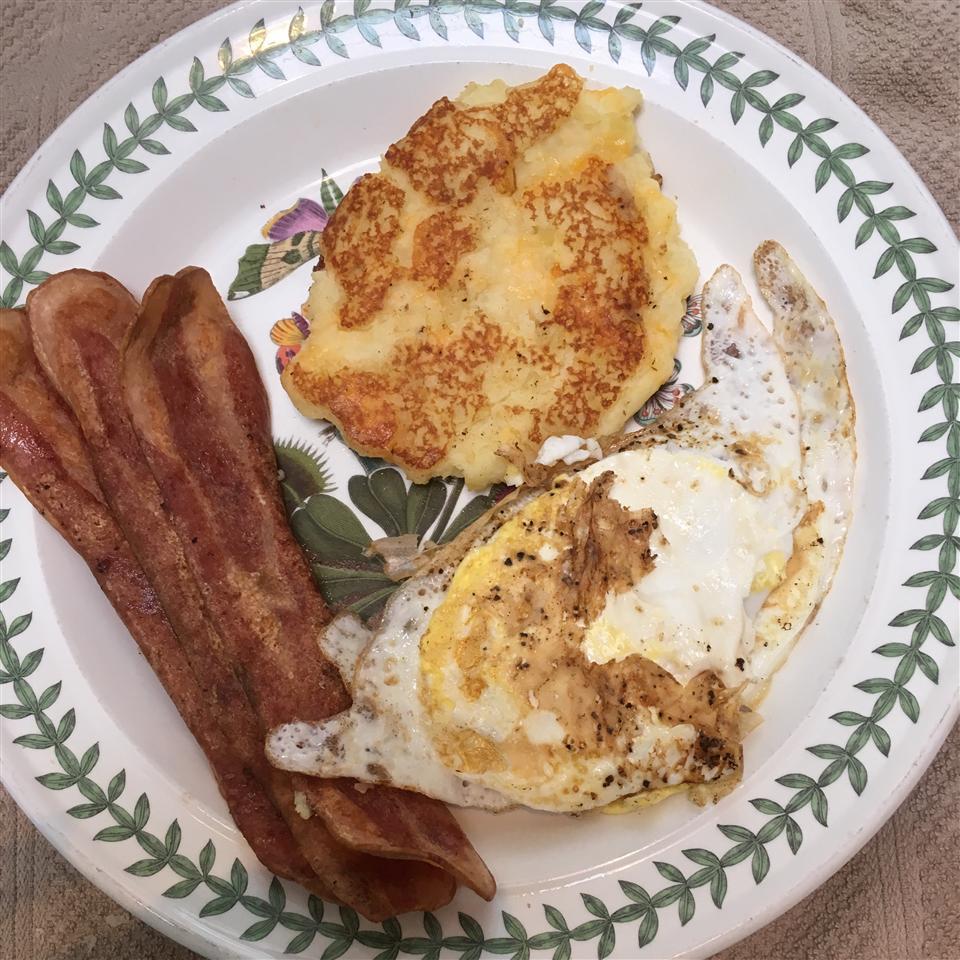 Potato Pancakes II Gabrielle Gwen Anne