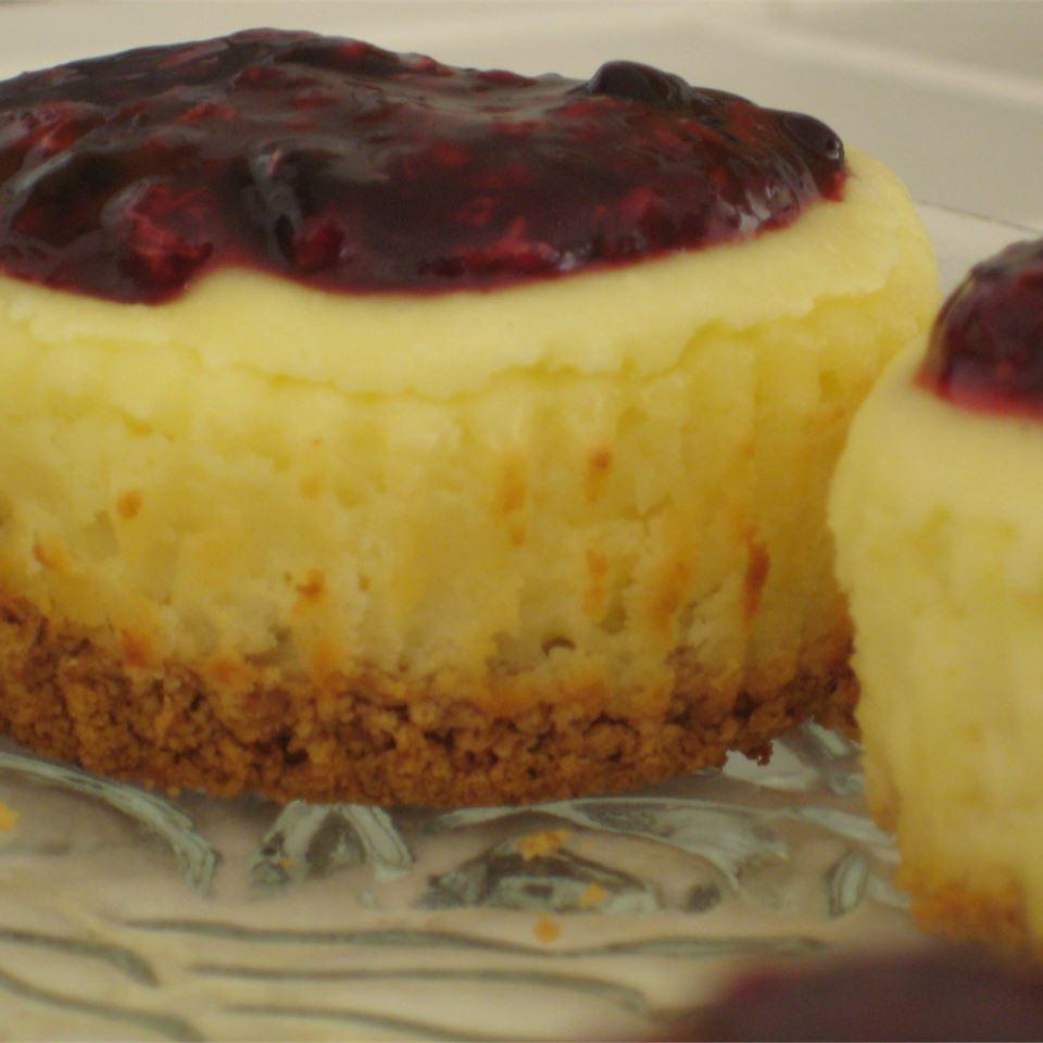 Mini Cheesecakes Lydia