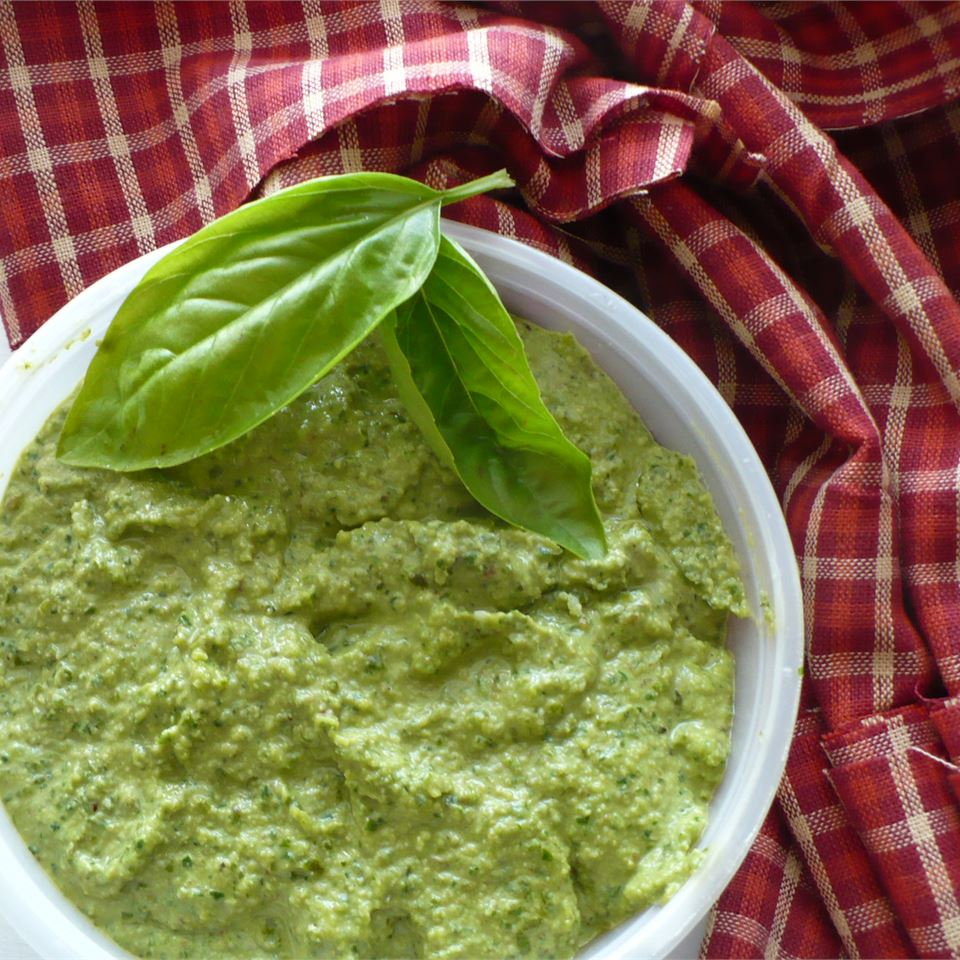 Pesto with Arugula