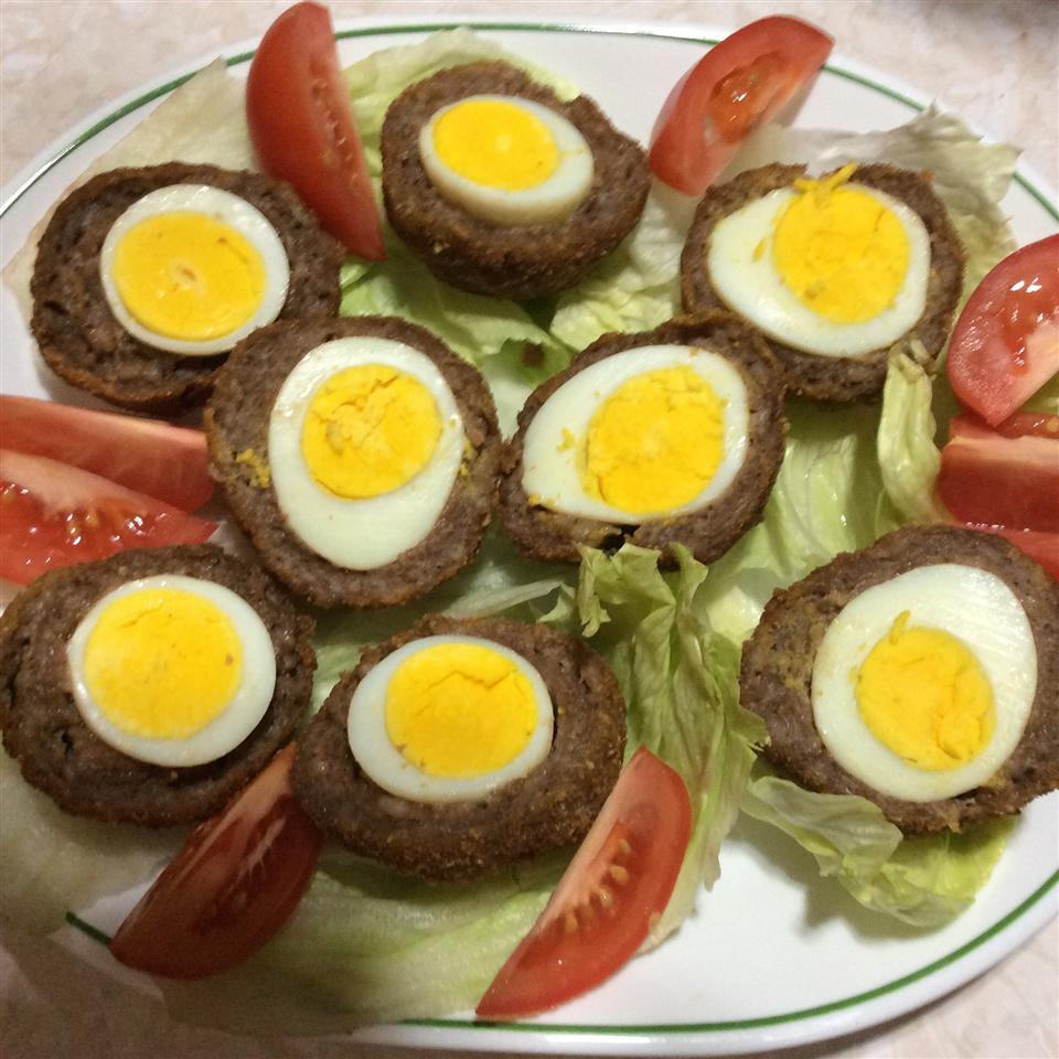 Homemade Scotch Eggs Wendy 01