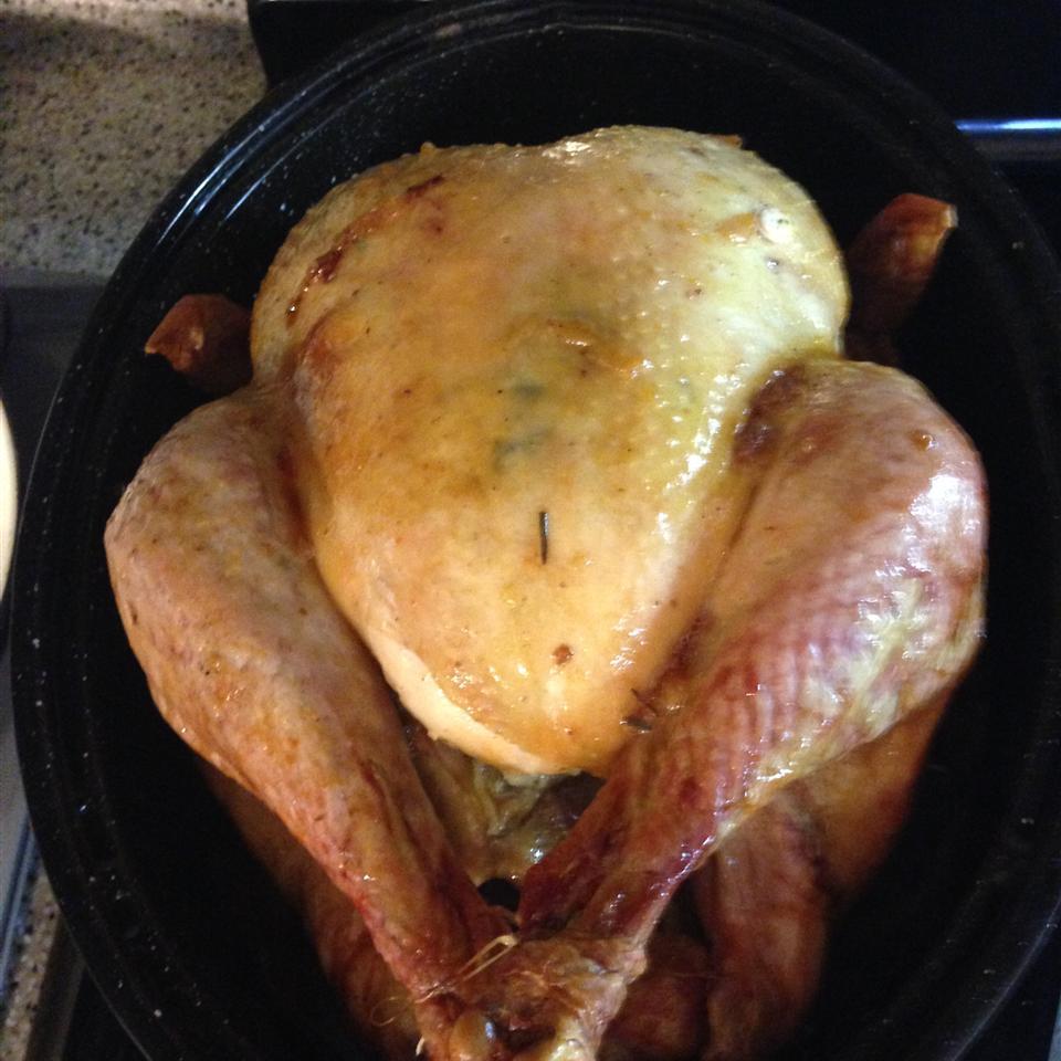 Chef John's Roast Turkey and Gravy