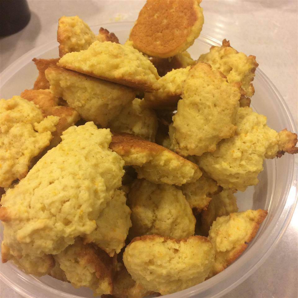 Orange Peel Cookies rsblume