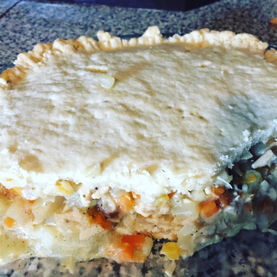 Turkey Pot Pie I