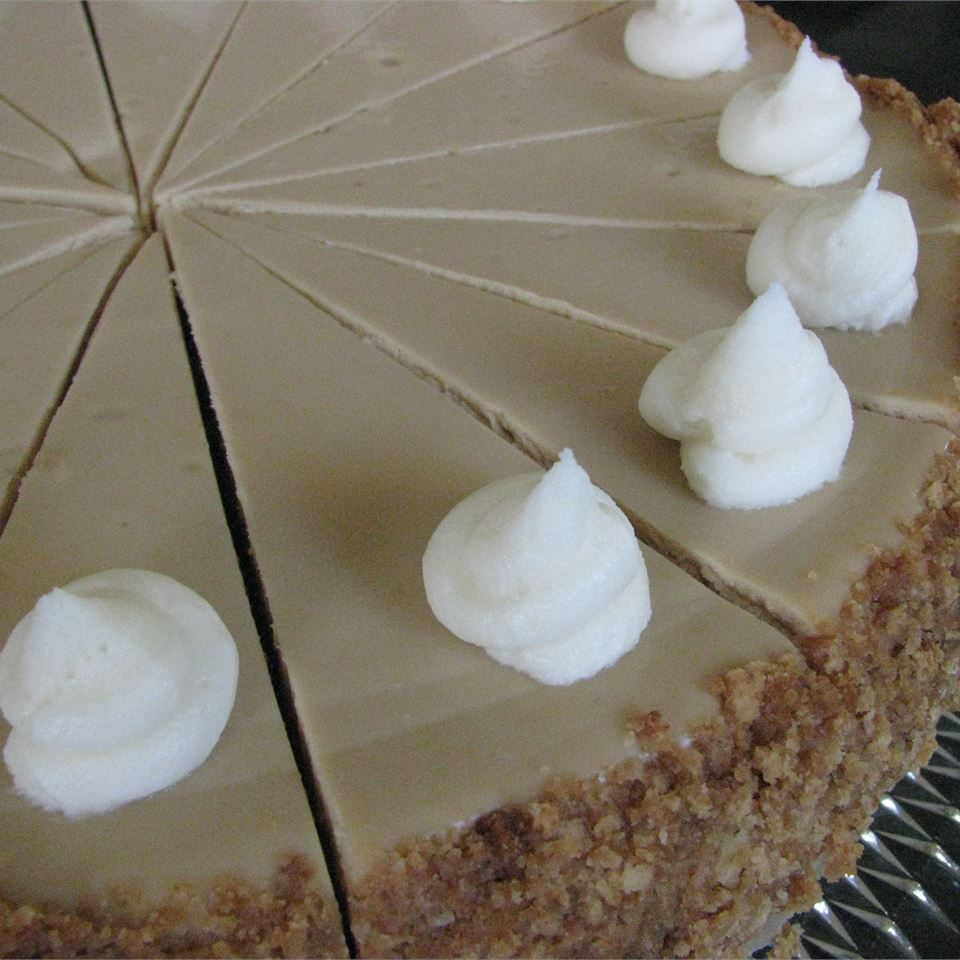 Caramel Macchiato Cheesecake fluteplayer35