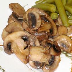 Last Minute Mushrooms Carrie Magill