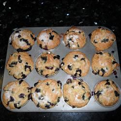 Jacky's Fruit and Yogurt Muffins Lovetocook
