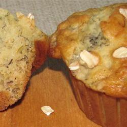 Banana Oat Muffins Nathan Simmons