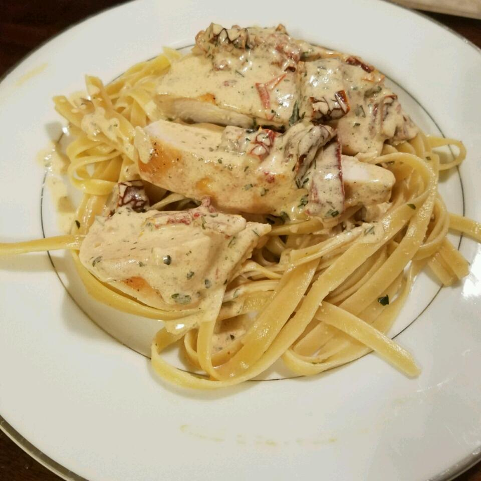 Chicken Milano