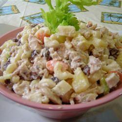 Filipino Chicken Salad Gail Cobile