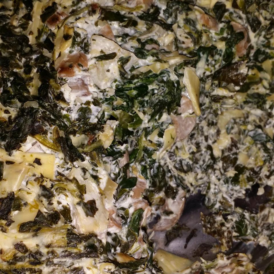 Amazing Spinach Artichoke Casserole Nashville Cajun
