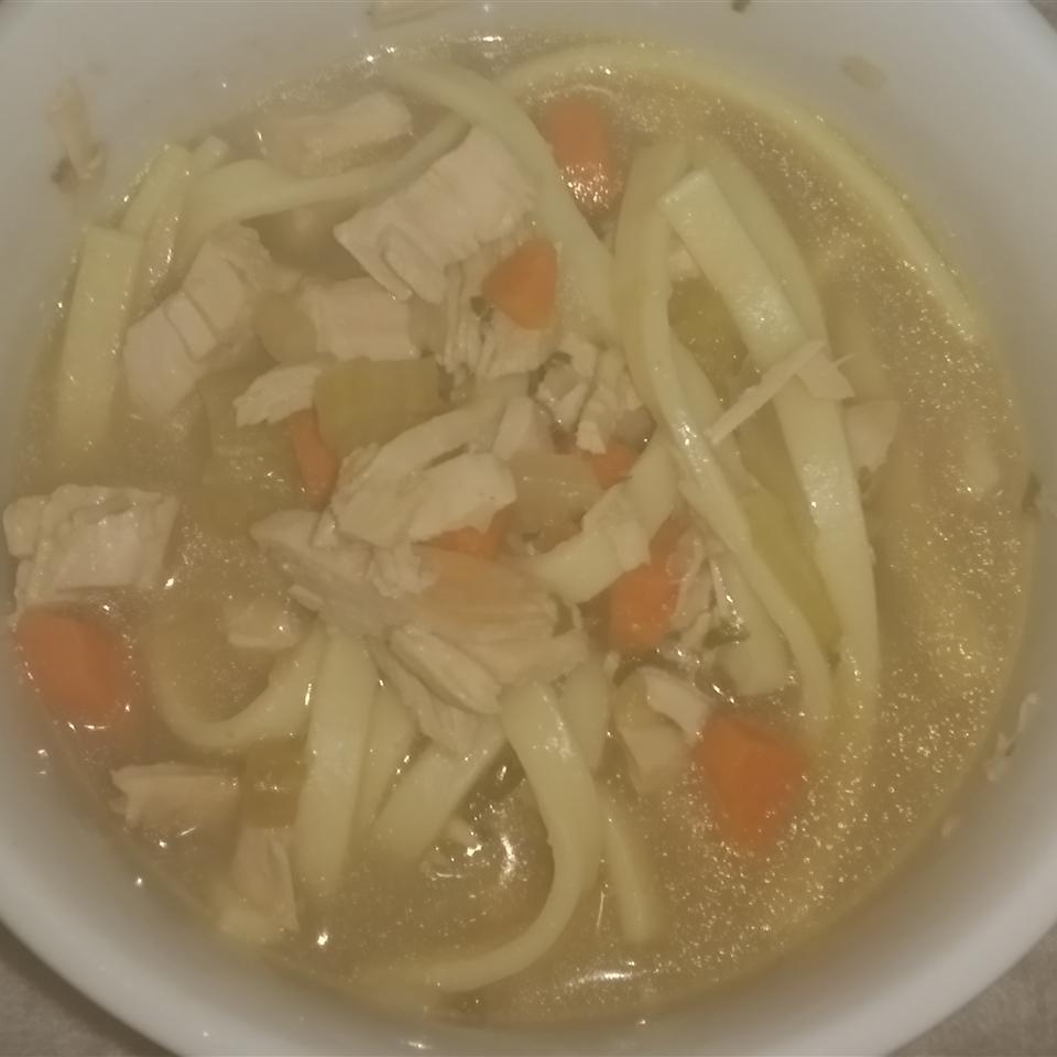 Homemade Turkey Soup Marissa Kel