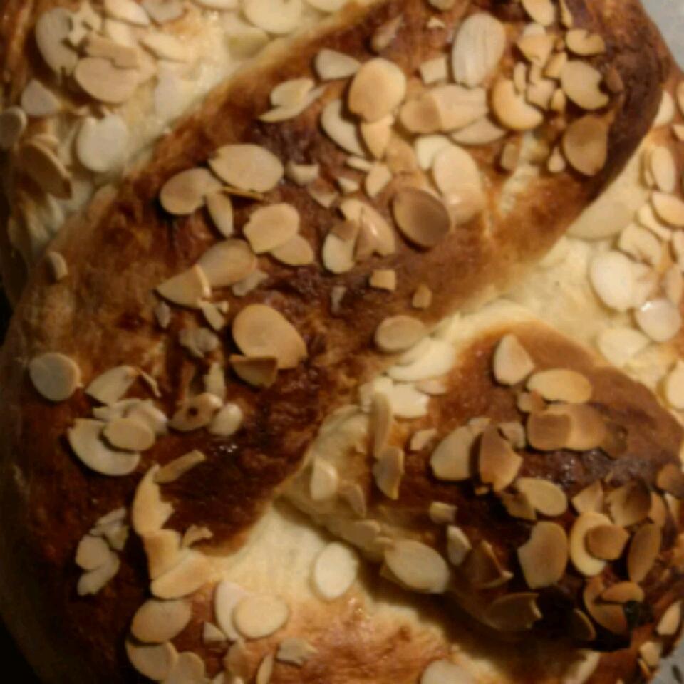 Marzipan Christmas Kringle (Juleskringle) doughill1958